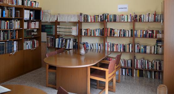 Instal·lacions biblioteca