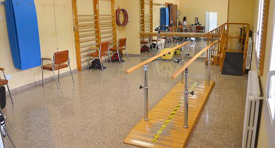 Instal·lacions gimnàs