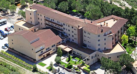 Residencia de ancianos Bell Repòs en Súria